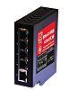 RS PRO Ethernet Switch, 5 RJ45 port, 5 → 30V dc, 1000Mbit/s Transmission Speed, DIN Rail Mount, 5 Port