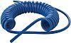 CEJN Coil Tube 12mm Diameter, 6m Long Blue