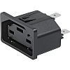 GS21 400VDC Outlet 1.5mm panel quick con