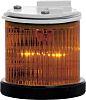 RS PRO Flashing/Steady Light Element Amber LED, Flashing
