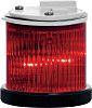RS PRO Flashing/Steady Light Element Red LED, Flashing