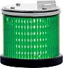RS PRO Steady Light Element Green LED, Steady