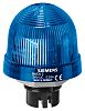 Siemens Blue Xenon Beacon, 115 V ac, Flashing,