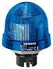 Siemens Blue LED Beacon, 12 → 230 V