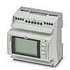 Phoenix Contact LCD EMpro Energiemessgerät / 2, 3-phasig, 1 → 20000A, Typ Digital