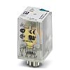 Phoenix Contact, 12V dc Coil Non-Latching Relay 3PDT,