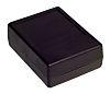 RS PRO Black ABS Enclosure, IP40, 83 x