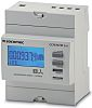 Triphase digital power meter, 6000A, dou