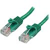 Startech Green PVC Cat5e Cable UTP, 3m Male