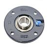 4 Hole Flanged Bearing Unit, FC40, 40mm ID
