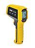 CA 1862 Infrared Thermometer, Max Temperature +1202 °F, +650 °C, ±1.8 °C, ±1.8 %, Centigrade, Fahrenheit With RS