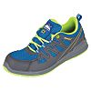 Himalayan 4331 Blue Unisex Toe Cap Safety Trainers,
