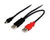 Startech 2x Male USB A to Male USB