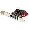 Startech 3 Port PCI USB 3.0 Card