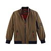 Parade OTTAWA Khaki Nylon Men's Bomber Jacket, S