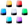 Patlite NE-A White LED Beacon, 12 → 24