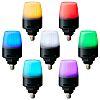 Patlite NE-I Beacon 88 (Typ.)dB, LED, 24 V