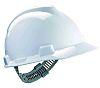 MSA Safety V-Gard White Hard Hat