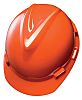 MSA Safety V-Gard Orange Hard Hat