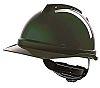 MSA Safety V-Gard 500 Green Hard Hat