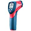 Infrared Thermometer, ±1.8 °F, ±1 °C, Centigrade, Fahrenheit With RS Calibration