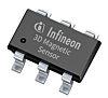 TLE493D-A2B6 Infineon, Hall Effect Sensor, 6-Pin PG-TSOP