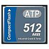 ATP L800Pi CompactFlash Industrial 512 MB SLC Compact