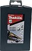 Makita 3 piece Metal Step Drill Bit Set,