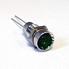 Panel Mount Indicator, 8mm, No resistor,