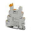 Phoenix Contact PLC-BPT- 24DC/21-21 Series DPDT Interface Relay