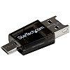 Startech 1 port External Micro SD Card Reader