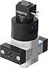 Festo 3/2 Closed, Monostable Pneumatic Control Valve HEE