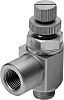 Festo GRLZ Pressure Relief Valve 0.2bar, to 10