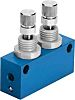 Festo GR Pressure Relief Valve 0.2bar, to 10