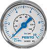 MA-50-10-1/4-EN pressure gauge