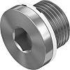 Festo 20 Galvanised Steel Blanking Plug