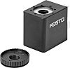 Festo 3.4W Replacement Solenoid Coil