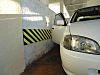 Protection foam black/yellow-300x1000x2