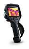 Cámara termográfica FLIR E54 24°, calibrado RS, -20 → 650 °C., resolución IR 320 x 240píxel enfoque manual