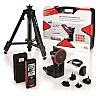 Leica D810 Pro Kit Laser Measure, 0.05 → 200m Range, ±1 mm Accuracy, With RS Calibration