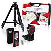 Leica D510 Pro Kit Laser Measure, 0.05 → 200m Range, ±1 mm Accuracy PreCal
