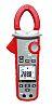 Pinza amperimétrica Sefram MW3526BF, corriente máx. 600A ac, 600A dc, categoria 600V - CAT IV, 1000V - CAT III