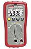 Multímetro digital Sefram 7202, 600V ac/600V dc