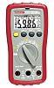 Multímetro digital Sefram 7203, 600V ac/600V dc, 10A ac/10A dc