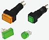 Omron A3DSeries, Green, Red, Yellow Indicator, 9 x