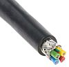RS PRO 4 Conductor Foil Industrial Cable 4