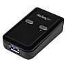 Startech 2x USB A Port Hub, USB 3.0