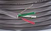 Alpha Wire 4 Core Screened Foil Industrial Cable,