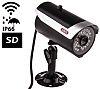 Abus Network Indoor, Outdoor IR CCTV Camera, 640