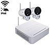Abus Network Indoor, Outdoor Wifi IR CCTV Camera,
